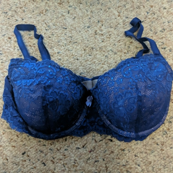 Victoria's Secret Other - Dream Angels Lined Demi Bra